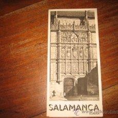 Folletos de turismo: SALAMANCA. Lote 11064610