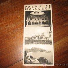 Folletos de turismo: PALMA DE MALLORCA. Lote 11064658