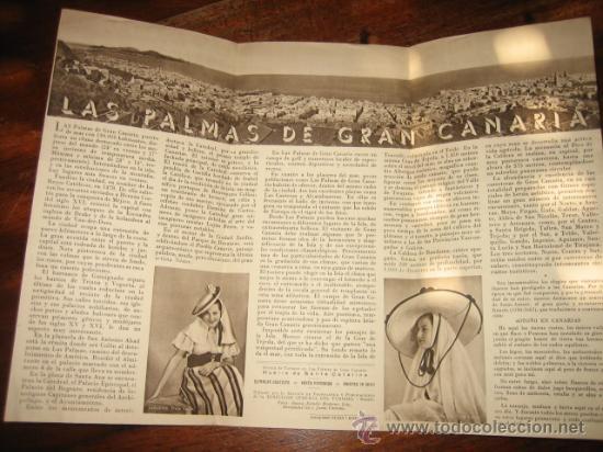 Folletos de turismo: LAS PALMAS DE GRAN CANARIAS - Foto 2 - 11064723