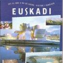 Folletos de turismo: EUSKADI. TOT EL QUE S'HA DE VEURE. 56 PAG. EN CATALÀ. Lote 18779436