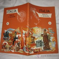 Folletos de turismo: GUIA DE ITALIA EMILIA Y ROMAÑA . Lote 11378745