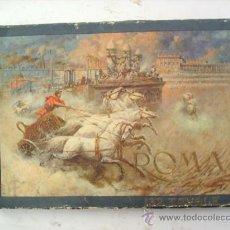 Folletos de turismo: CUADERNO -ROMA-ALBUM ARTISTICO CON 132 TAVOLE. Lote 21954320