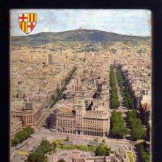 Folletos de turismo: GUÍA DE BARCELONA 1972. IMPRESA EN RIEUSSET, S.A.-. Lote 11545666