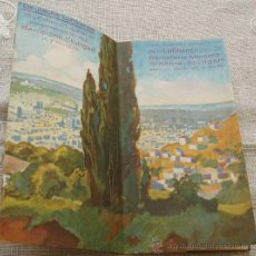 Folletos de turismo: ALEMANIA STUTTGART CA 1930 * EXCELENTE FOLLETO ILUSTRADO * . Lote 24850594