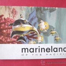 Folletos de turismo: FOLLETO CATALOGO DE - MARINELAND - 1964. USA. .. . ENVIO GRATIS¡¡¡. Lote 12460488