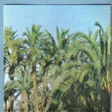 Folletos de turismo: FOLLETO EL HUERTO DEL CURA. ELCHE. 1974. Lote 12924960