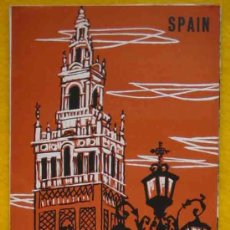 Folleto turistico zamora foto c pula de la cate comprar for Oficina de turismo barcelona