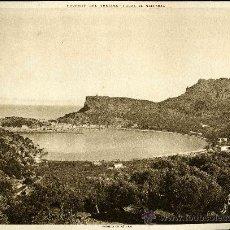 Folletos de turismo: FOTO PUERTO DE SOLLER. FOT. FRAMA. FOMENTO DEL TURISMO. PALMA DE MALLORCA. 17 * 23 CM. Lote 26519793