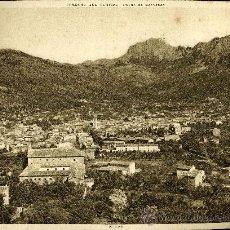 Folletos de turismo: FOTO DE SOLLER. FOT. FRAMA. FOMENTO DEL TURISMO. PALMA DE MALLORCA. 17 * 23 CM. Lote 26519794