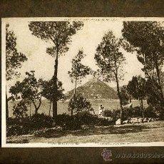 Folletos de turismo: FOTO INMEDIACIONES DE FORMENTOR. FOT. FRAMA. FOMENTO DEL TURISMO. PALMA DE MALLORCA. 17 * 23 CM. Lote 26519798