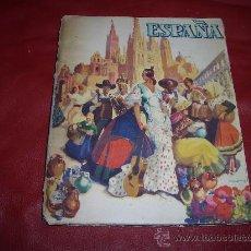 Folletos de turismo: LIBRO GUIA DE ESPAÑA PORTADA ILUSTRADA POR MORELL 1940 CAJA Nº 3. Lote 16808548