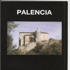 Folletos de turismo: PALENCIA. EL ROMANICO NORTE. CASTILLA Y LEON. MEDIEVAL.. Lote 19238065