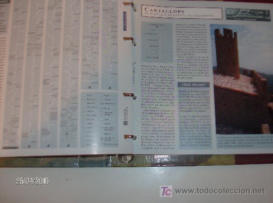 Folletos de turismo: FICHAS CATALUNYA VIVA LA VANGUARDIA - Foto 3 - 25727765