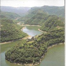 Folletos de turismo: LES MASIES DE RODA. MONESTIR DE SANT PERE DE CASERRES. GUIA. OSONA. CATALUNYA. MEDIEVAL.. Lote 19711359
