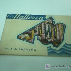 Folletos de turismo: MALLORCA-ISLAS BALEARES. Lote 20383096