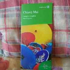 Folletos de turismo: (TAILANDIA) CHIANG MAI 45PP. Lote 20950713