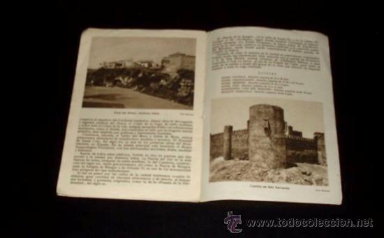 Folletos de turismo: TOLEDO - FOLLETO TURÍSTICO PATRONATO NACIONAL DE TURISMO - Años 30 - Foto 2 - 26629450