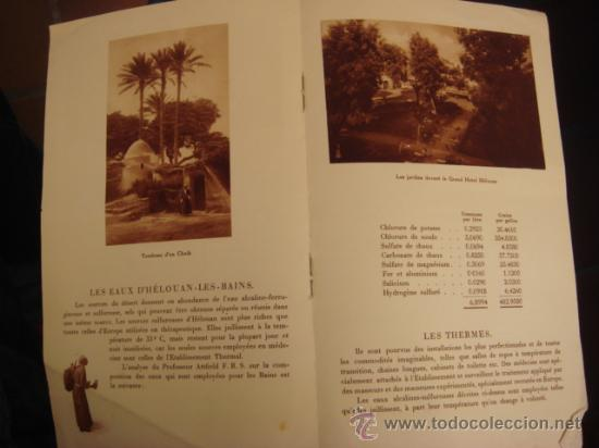 Folletos de turismo: FOLLETO ANTIGUO -TURISMO EGIPTO - 12 PAG. - Foto 7 - 24520341