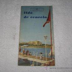 Folletos de turismo: FOLLETO DE TURISMO AÑOS 60 VENECIA. Lote 26353477