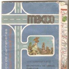 Folletos de turismo: MEXICO. Lote 22812208