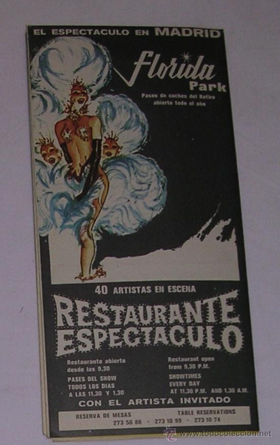 Folletos de turismo: MADRID - EXCURSIONES - (INCLUYE PLANO) - PULLMANTUR - 1976 - - Foto 2 - 26923467