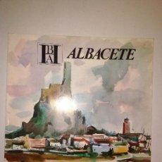 Folletos de turismo: ALBACETE. EDITADO POR EL BANCO HISPANO AMERICANO EN 1968/69. FISA ESCUDO DE ORO . Lote 28485938