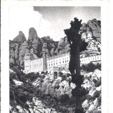 Folletos de turismo: PS3348 FOLLETO TURÍSTICO: EXCURSIÓN A MONTSERRAT Y CORBERA (BARCELONA). CON FOTOGRAFÍA. 1970. Lote 29448498