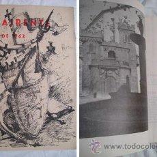 Folletos de turismo: BOCAIRENTE 1962. PROGRAMA DE FIESTAS A SAN BLAS. MOROS Y CRISTIANOS. . Lote 29797864