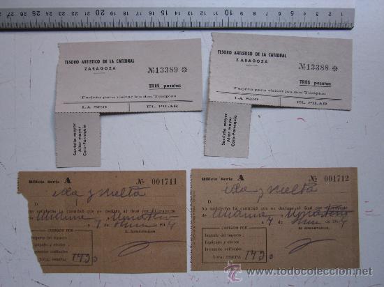 Folletos de turismo: MONASTERIO DE PIEDRA, ZARAGOZA - GUIA DEL VISITANTE - AÑO 1944 - Foto 4 - 29808029