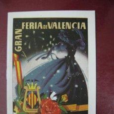 Folletos de turismo: PROGRAMA OFICIAL - VALENCIA - GRAN FERIA DE JULIO - AÑO 1955. Lote 31072057