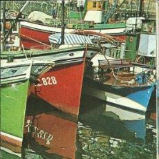 Folletos de turismo: GUIPUZCOA, FOLLETO TURÍSTICO, AÑOS 60. Lote 31113701