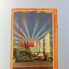 Folletos de turismo: EXPOSICION INTERNACIONAL BARCELONA 1929. Lote 32408107