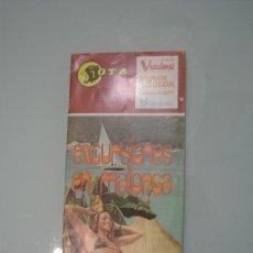 Folletos de turismo: FOLLETO DE EXCURSIONES EN MALLORCA. AÑOS 70/80. ANUNCIO AVIS. MAJORICA. RADIO POPULAR. Lote 32522646