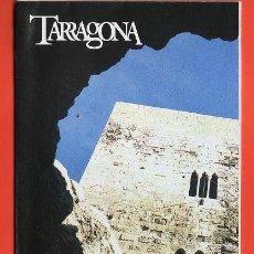 Folletos de turismo: FOLLETO - GUIA DE TARRAGONA CON PLANO - ED. AJUNTAMENT - 5 IDIOMAS - TGN - AÑO 2001. Lote 33429704