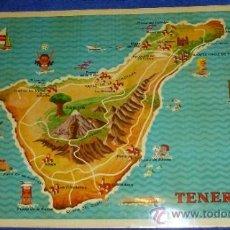 Folletos de turismo: TENERIFE. Lote 33755319