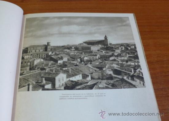 Folletos de turismo: BAEZA. CIUDAD HISTORICA, ARTISTICA Y MONUMENTAL. 1948. - Foto 3 - 35391411