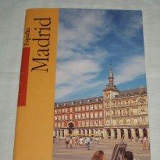 Folletos de turismo: FOLLETO GUIA DE MADRID EDICION 2002. Lote 35787085
