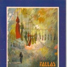 Folletos de turismo: FALLAS 1990 PROGRAMA OFICIAL VALENCIA. Lote 40342862