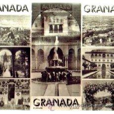 Brochures de tourisme: GRANADA. FOLLETO TURISTICO EN FRANCES (A-LGRA-117). Lote 36779877
