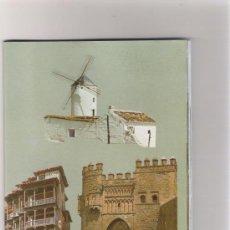 Folletos de turismo: MADRID Y SU ENTORNO MONUMENTAL - SECRETARIA GENERAL DE TURISMO - AÑO 1984. Lote 36961311
