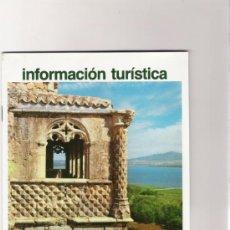 Folletos de turismo: INFORMACION TURISTICA - COMUNIDAD DE MADRID - AÑO 1984. Lote 36961350