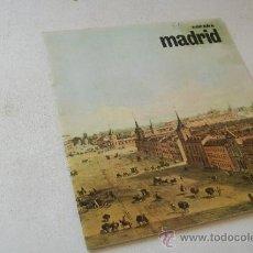 Folletos de turismo: ESPAÑA, MADRID.- MIDE 22 X 20 CM.- CON 24 PÁG., INCLUIDAS LAS TAPAS, ILUSTRADO.. Lote 37928427