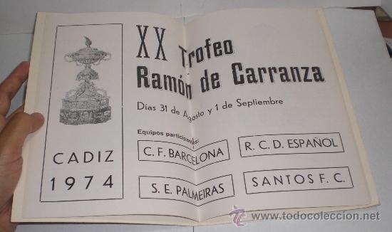 Folletos de turismo: Festivales de España en Cadiz - 1974 - Foto 5 - 38225613