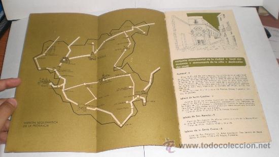 Folletos de turismo: Folleto turístico de Cadiz - 1966 (con 2 mapas) - Foto 2 - 38231109