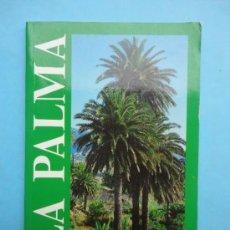 Folletos de turismo: ISLA DE LA PALMA.. Lote 38520552