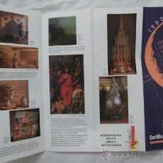 Folletos de turismo: EXPO 92 PABELLON CASTILLA LA MANCHA.. Lote 38876855