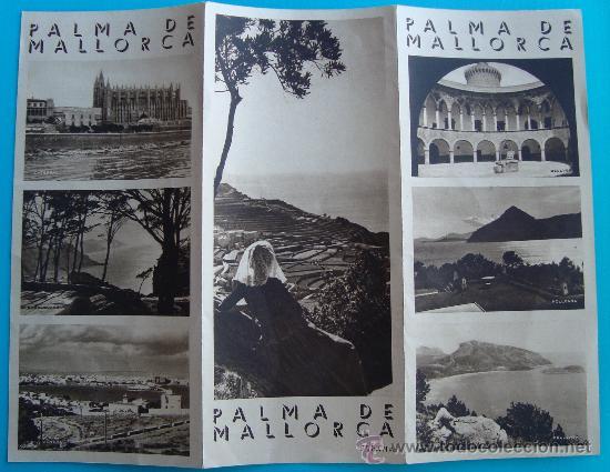 Folletos de turismo: LOTE DE 13 PUBLICACIONES LUGARES DE ESPAÑA AÑOS 50, DIRECCION GENERAL DE TURISMO - Foto 2 - 39042739