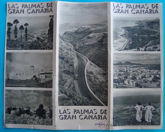 Folletos de turismo: LOTE DE 13 PUBLICACIONES LUGARES DE ESPAÑA AÑOS 50, DIRECCION GENERAL DE TURISMO - Foto 4 - 39042739