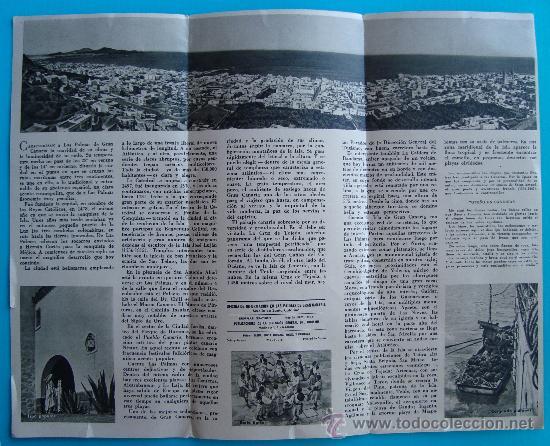 Folletos de turismo: LOTE DE 13 PUBLICACIONES LUGARES DE ESPAÑA AÑOS 50, DIRECCION GENERAL DE TURISMO - Foto 5 - 39042739