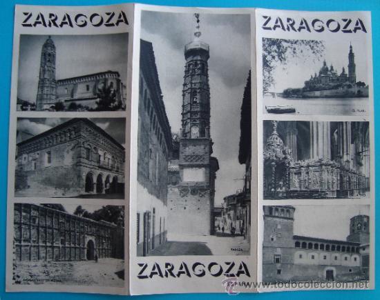 Folletos de turismo: LOTE DE 13 PUBLICACIONES LUGARES DE ESPAÑA AÑOS 50, DIRECCION GENERAL DE TURISMO - Foto 8 - 39042739